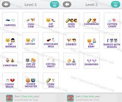logo quiz emoji level 3 answers by