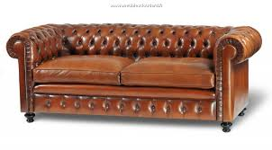 chesterfield canapé canapé chesterfield en cuir véritable