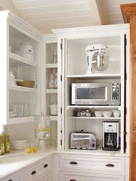 kitchen appliance storage cabinet fresh kitchen cabinets small appliance storage