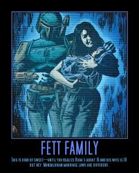 Boba Fett Meme - boba fett and family by onikage108 on deviantart