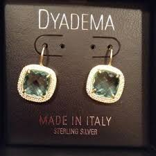 dyadema earrings 22 dyadema jewelry dyadema gold sterling silver 925