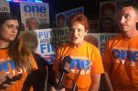 Stephanie Banister Interview Pauline Hanson One Nation Party U0027s Resurgence After 20 Years Of