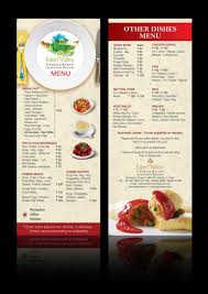 Restaurant Menu Covers Oriental Restaurant Menu Design Ideas Restaurant Menu Template