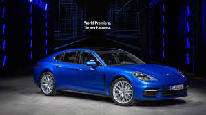 porsche sedan 2016 world premiere of the new panamera