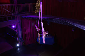 emerald city trapeze halloween venue gallery holiday party events emeraldcitytrapeze com