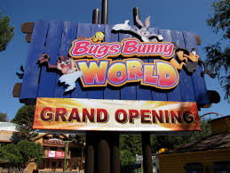 Six Flags Magic Mountain Opening Hours Speedy Gonzales Rod Racers And New Bugs Bunny World Open At