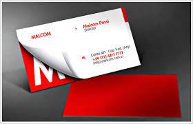 business card exles guerilla marketing