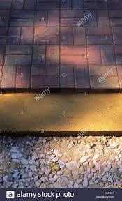 Sub Base For Patio by Practical Showing Paving Patio Layes Sub Base Bedding Sand And
