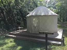 camp bliss u2013 yurt rental