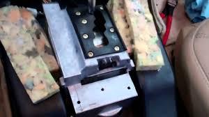 2001 mercedes cl500 frozen locked up gear shift youtube
