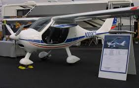 ct light sport aircraft ctsw flight design ctsw lightsport aircraft at the 2007 aopa