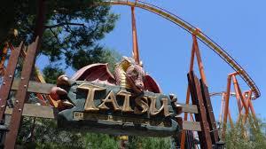 Goliath Six Flags Magic Mountain Usa Reisebericht