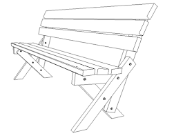 Bench Construction Plans Get Your Bench Public Bench Project