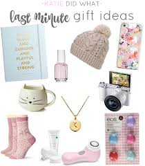 last minute gift ideas 30 giveaway did what