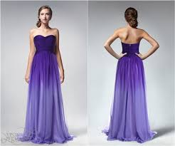 violet bridesmaid dresses wedding trends ombre wedding colours dresses ideas 2013 2014