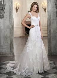 detachable wedding dress straps line strapless lace corset wedding dress with