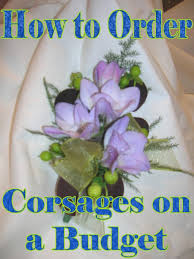 cheap corsages florist tips to save money on your prom or homecoming corsage