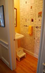 neat bathroom ideas modern half bathroom design bathroom half wall tile ideas single