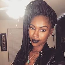 mzansi new braid hair stylish 5 box braids hairstyles comfort and nomazwi