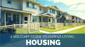 our helpful guide to housing on mcbh on oahu pcsing