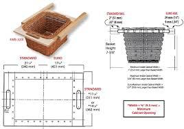 Hafele Laundry Hamper by Specialty Storage
