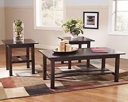 table sets for living room coffee tables ashley furniture homestore