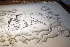 using artists creativity in commissions traveller tattoo design