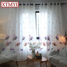 custom made kitchen curtains hot sale japan embroidered blackout curtains for living room