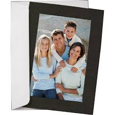 collector s gallery photo insert cards black 10 pack pc 7043