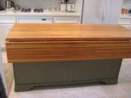 butcher block top kitchen island pecan custom wood countertops butcher block countertops