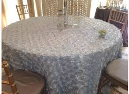 60 inch round elastic table covers round tablecloths avail in 54 60 72 84 90 96 108 120
