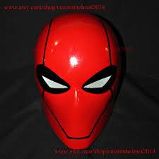 jason mask halloween 1 1 wearable custom halloween costume jason todd the red hood