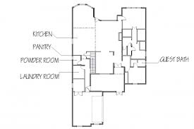 powder room floor plans powder room to pantry reconfigured for refrigeration perlick