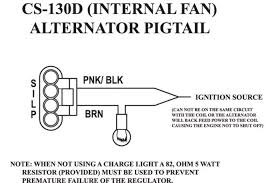 1 wire gm alternator wiring diagram wiring diagram simonand