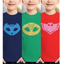 pj masks character symbol shirts 1 27 2018 2 31