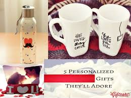 personlized gifts personalized gifts ppt