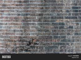 old black brick abstract brick wall background grunge brick wall