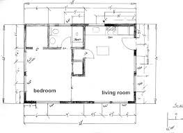simple house floor plans with measurements architecture free floor plan software with open to above living