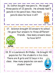 great math activities for third grade stuff pinterest