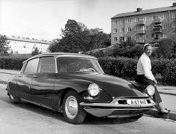 vintage citroen ds citroën ds in scandinavia