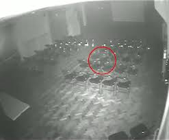 Chair Rocking By Itself Cctv Footage Captures Chair Moving On Its Own In Romford Essex