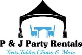 party rental island tent table chair rentals p j party rentals island wide