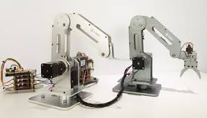 Instructables Build A Laser Cut And Soldering Dobot Robot Arm 16 Steps With