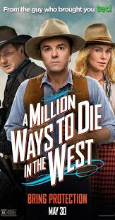 by the gun 2014 imdb a million ways to die in the west 2014 imdb