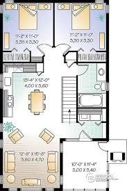 2 open floor plans w2933 garage with apartment 2 bedrooms open floor plan