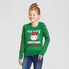 reindeer glasses sweater ugly christmas sweaters for kids