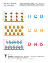 learning numbers worksheets sparks