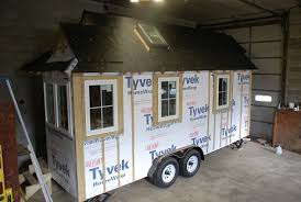 tiny house build the backyard cottage company tiny house news events