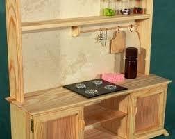 dollhouse kitchen furniture dollhouse kitchen etsy