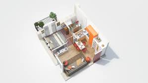 Us Home Floor Plans 40 More 1 Bedroom Home Floor Plans
